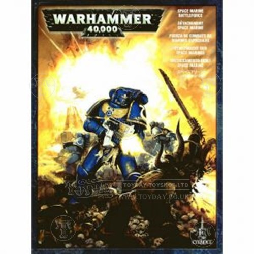 Warhammer 40,000 Space Marine Battleforce