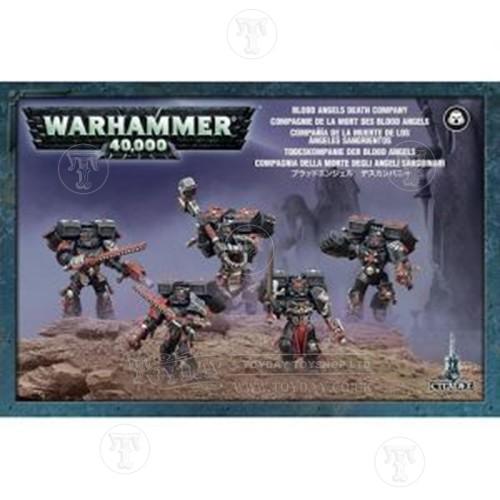 Warhammer 4044000 Blood Angels Death Company
