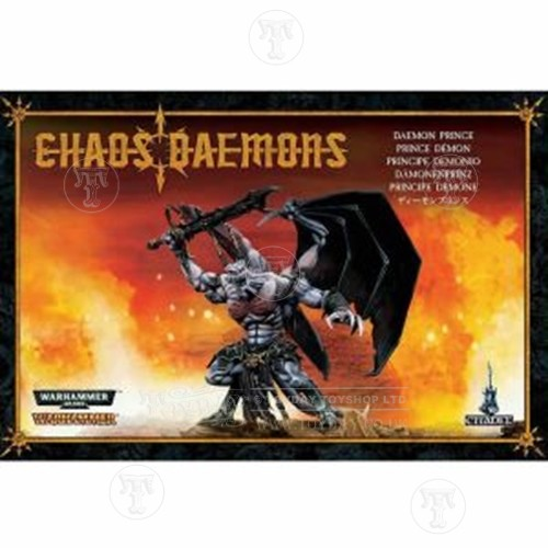 Warhammer 4044000 Chaos Daemon Prince