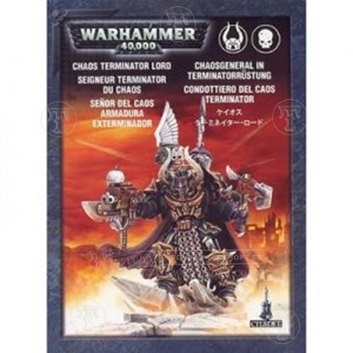 Warhammer 4044000 Chaos Terminator Lord