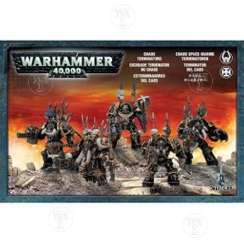 Warhammer 4044000 Chaos Terminators