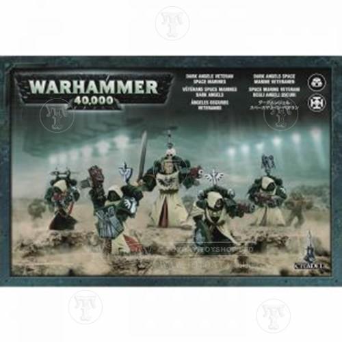 Warhammer 4044000 Dark Angels Company Veteran Squad