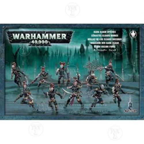 Warhammer 4044000 Dark Eldar Wyches