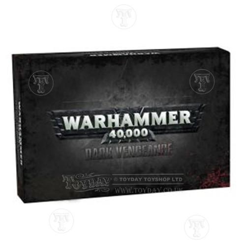 Warhammer 4044000 Dark Vengeance Limited addition