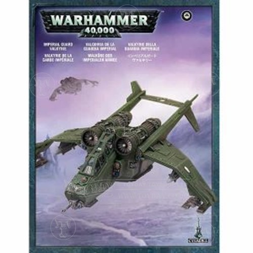 Warhammer 4044000 Imperial Guard Valkyrie