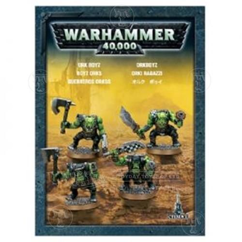 Warhammer 4044000 Ork Boyz