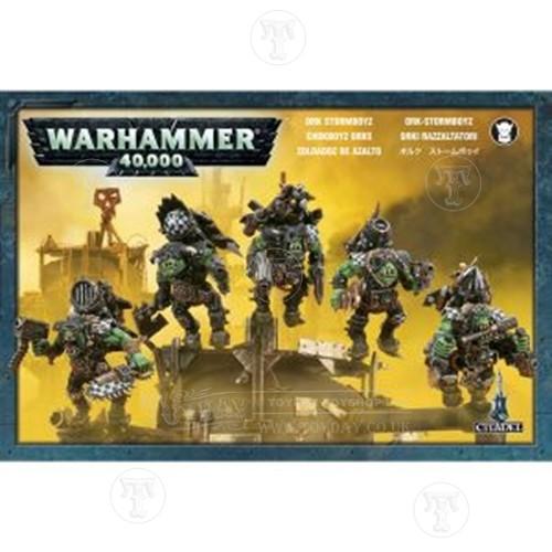 Warhammer 4044000 Ork Stormboyz