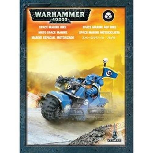 Warhammer 4044000 Space Marine Bike