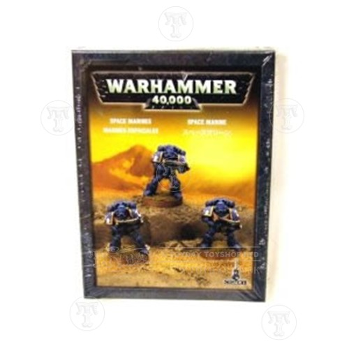 Warhammer 4044000 Space Marines