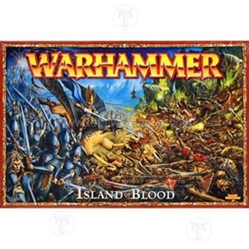 Warhammer Island of Blood Game