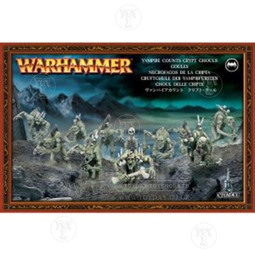 Warhammer Vampire Counts Crypt Ghouls