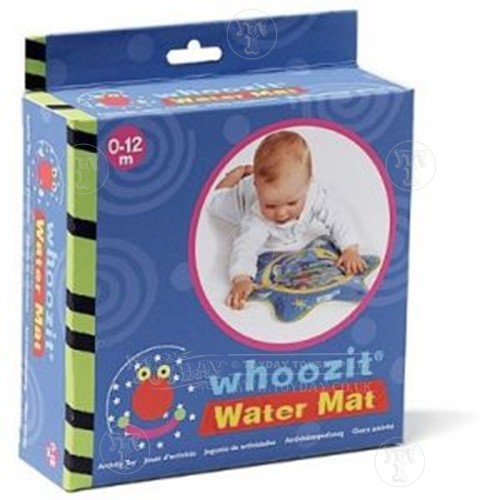 Whoozit water mat