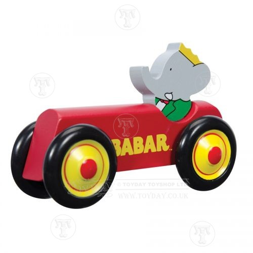 Babar Wooden Car