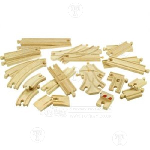 25 Piece Track Expansion Pack
