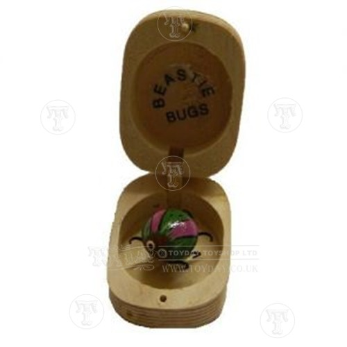 Wooden Nut Bug