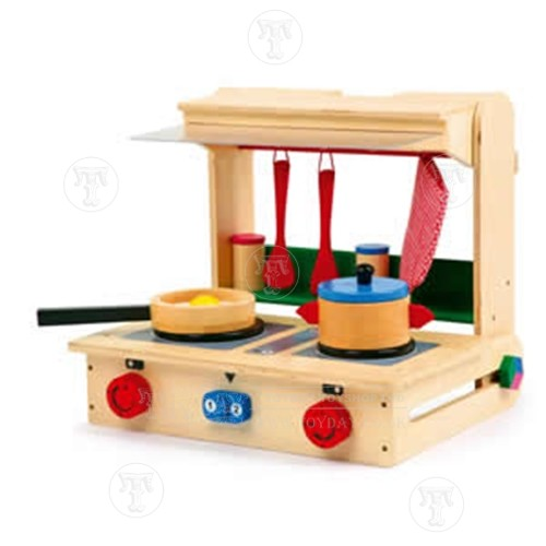 Wooden Play Cooker