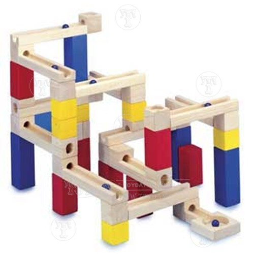 Wooden Marble Runs - Wooden Toys