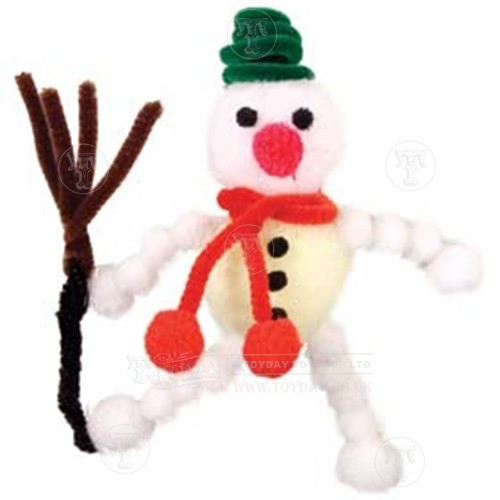 Make Your Own Christmas Puppet
