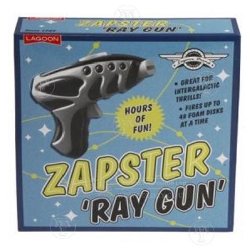 Retro Zapster Disc Shooting Gun
