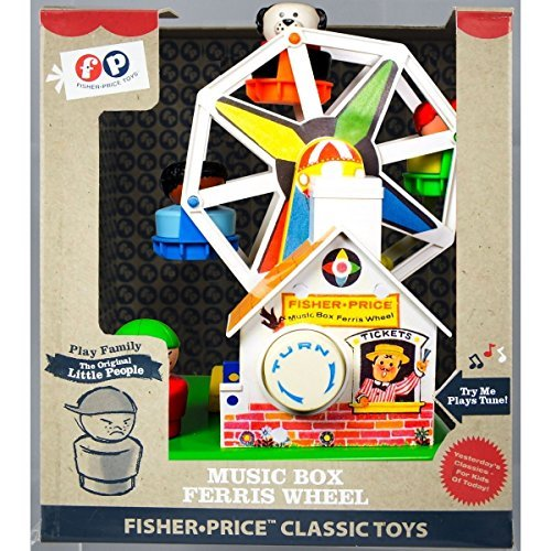 Retro Fisher Price Ferris Wheel