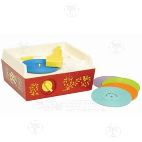 Classic Fisher Price Record Player