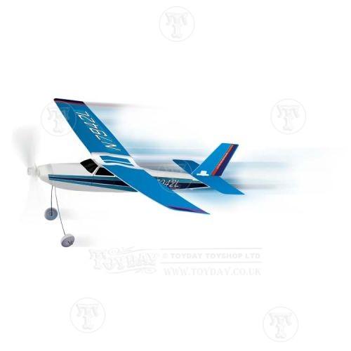 Rubber Band Aeroplane