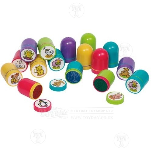 Stamp Toys